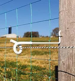 L36cm Offset Insulator Electric Fence Posts For Farm